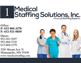 1 Medical Staffing Solutions