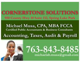 Cornerstone Solutions