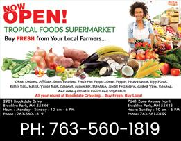Tropical Foods Supermarket